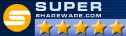 5 Stars Rating at Super Shareware