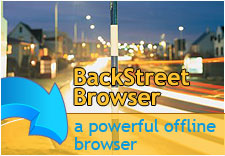 BackStreet Browser